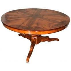 Biedermeier Dining table- styylish