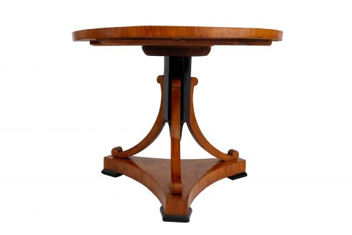 Biedermeier Cherrywood Table- legs- styylish