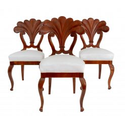 Biedermeier side Chairs- styylish
