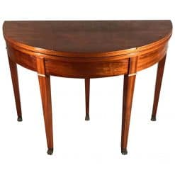 Demilune Table- Styylish