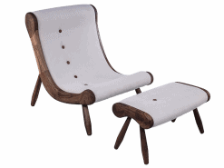 Contemporary Lounge Chair- Styylish