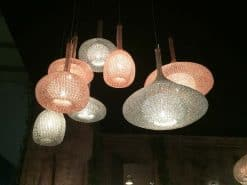 Pendant light- individual design- styylish