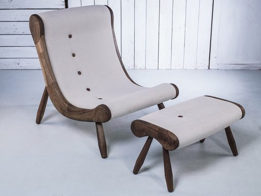 Contemporary Lounge Chair- view from above- styylish