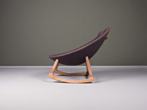 Modern Rocking Chair- sideview- styylish