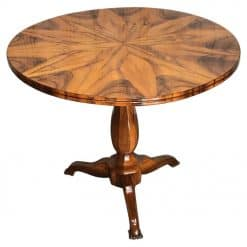 Small Biedermeier Table- styylish