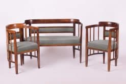 Art Nouveau Chairs and Sofa- styylish