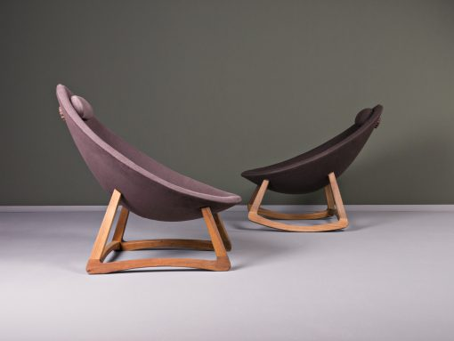 Modern Rocking Chair- example of two models- styylish