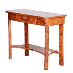 Art Deco Console tables- one of two- styylish