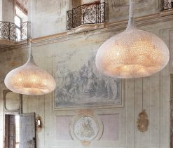 Large Chandelier Luce- styylish