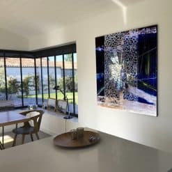 Contemporary picture-Le Passage II in situ- styylish