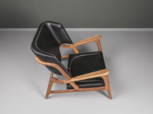 Modern armchair- view from above- styylish