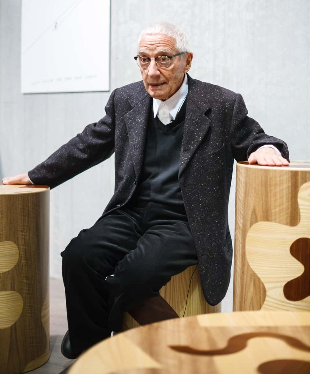 Alessandro Mendini with the Do ro ta collection- styylish