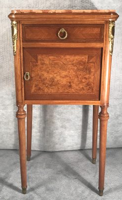 Antique Nightstands- front view of one piece- Styylish
