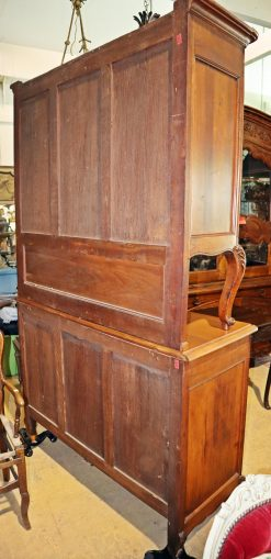 French Country Buffet- view from the back- styylish